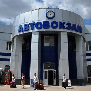 Автовокзалы Ясногорска