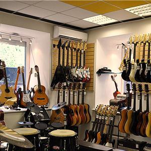 Музыкальные магазины Ясногорска