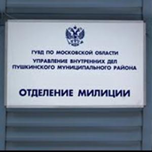 Отделения полиции Ясногорска