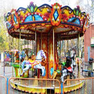 Парки культуры и отдыха Ясногорска