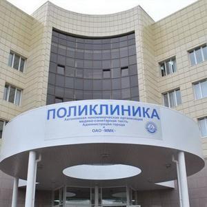 Поликлиники Ясногорска